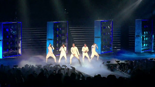 Backstreet boys Larger than Life concert in Las Vegas (Planet Hollywood) April 14, 2017