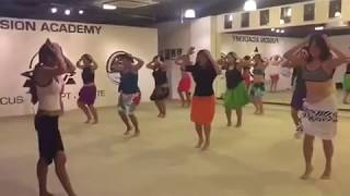 Logo Te Pate - Tahitian Dance - Tahiti Dance Fitness
