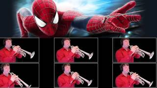 "I'm Spider-Man (from ""The Amazing Spider-Man 2"" ) Trumpet Multitrack Cover"