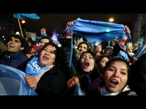 Argentina Defeats Pro-Abortion Forces in Pro-Life Latin America!!!