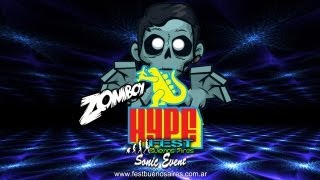 Zomboy en Argentina  - HYPE