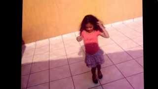 4 anos dançando  funk