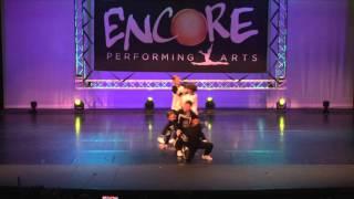Crew Performs 'Freedom' at Encore Competition - Cornerstone Studio