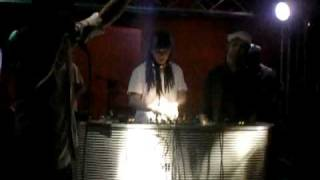 SKONE , GAMBA THE LENK Live -IRIE SOLDIERS B.DAY @ Barrio's -