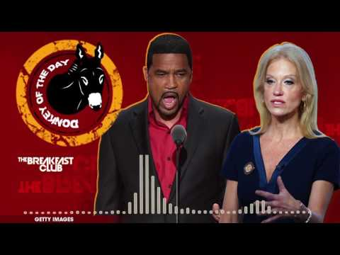 Darrell Scott Misspeaks At The White House, Kellyanne Conway Offers More Alternative Facts