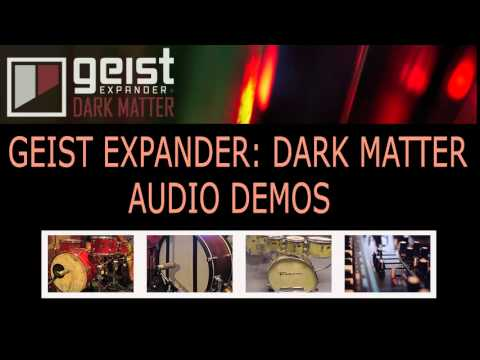2 Demo Songs from Dark Matter a New Expander Pack for FXPansion Geist