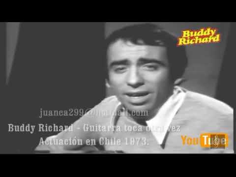 Guitarra Toca Otra Vez de Buddy Richard Letra y Video