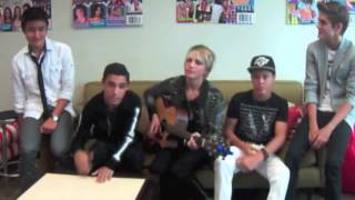 "IM5 Cover ""Boyfriend"" by Justin Bieber"