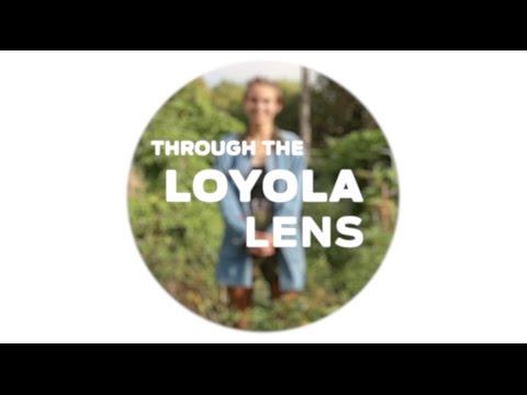 Through the Loyola Lens: Savannah Webb