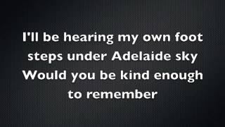 Adelaide Sky - Adhitia Sofyan