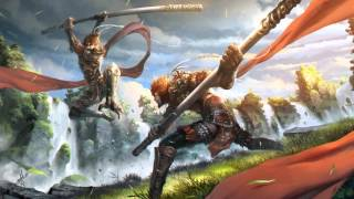Krale - The Monkey King [Epic Heroic Uplifting Dramatic Orchestral]