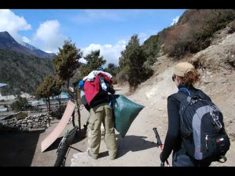 Hike to Tengboche