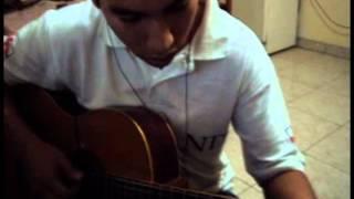 mi dia - jesus adrian romero (guitar cover)
