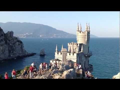 Swallow's Nest, Yalta  www.sergoyalta.at.ua