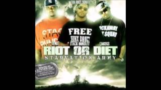Tha Riot Squad - Free Chinx 2 (Live From The Belly) (From Riot or Diet V.2: Starvation Army)
