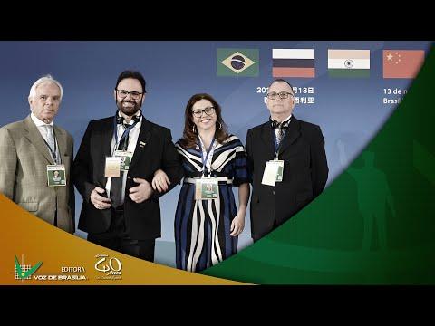 Cobertura do evento BRICS 2019   Jornalista Paulo Fayad thumbnail