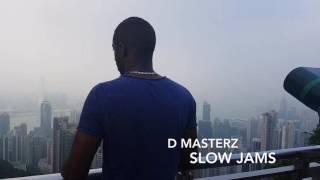 Slow Jam mixtape coming soon