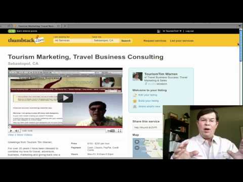 Free Internet Tourism Marketing in Only 5 Minutes
