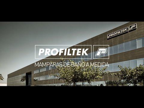 PROFILTEK. Líderes en la fabricación de mamparas de baño a medida