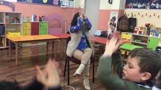 Ay Dede Şarkısı Okul Öncesi Müzik Etkinliği