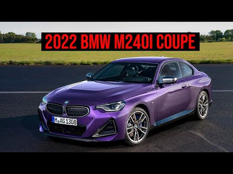 NEW BMW 2 SERIES COUPE | M240i Coupe | DESIGN
