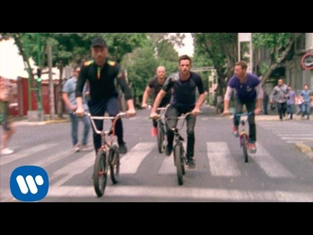 """Video oficial de """"A head full of dreams"""" de Coldplay"""