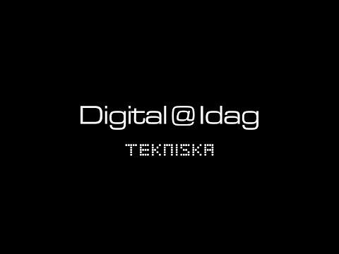 Digital@idag på Tekniska museet - Rapport från framtiden!