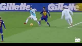 Messi and Alba ruined Carles Gil in 5 seconds