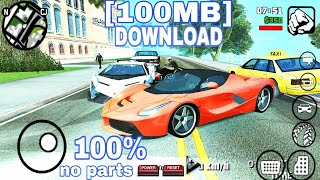 gta san andreas highly compressed 50mb free download