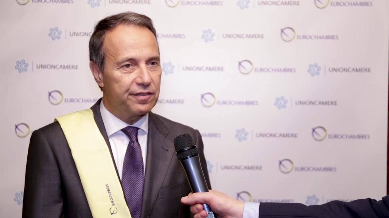 #EEF2019 – EUROCHAMBRES CEO, Arnaldo Abruzzini