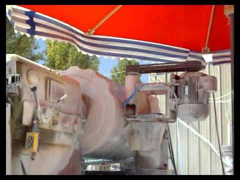 80-80-100 cm muğla mermeri sütuna kanal işleme.wmv turanmarble.com