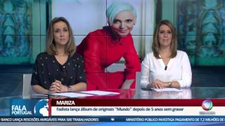Fala Portugal - Mariza lança novo disco