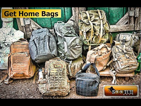 Get Home Bag Style Options