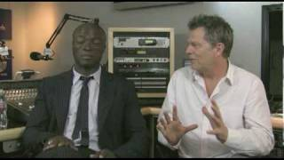 "Seal and David Foster ""Stand By Me"""