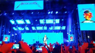 Metallica's One Live W/ Jimmy Kimmel
