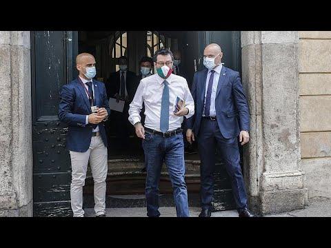 15 évet is kaphat Salvini, amiért feltartóztatott egy migránshajót