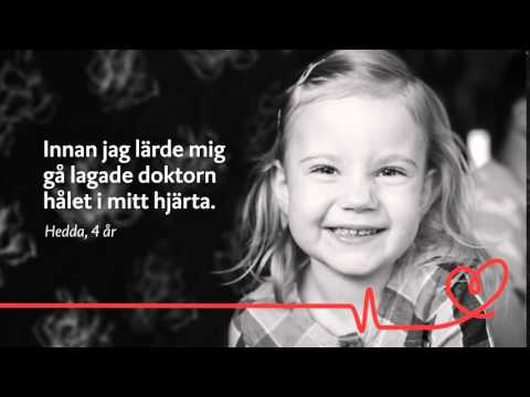 Hjälp tusen barnhjärtan slå! (15 sek)