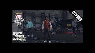 GTA 5 Playboi Carti, XXXTentacion, Ugly God and Madeintyo's 2017 XXL Freshman Cypher