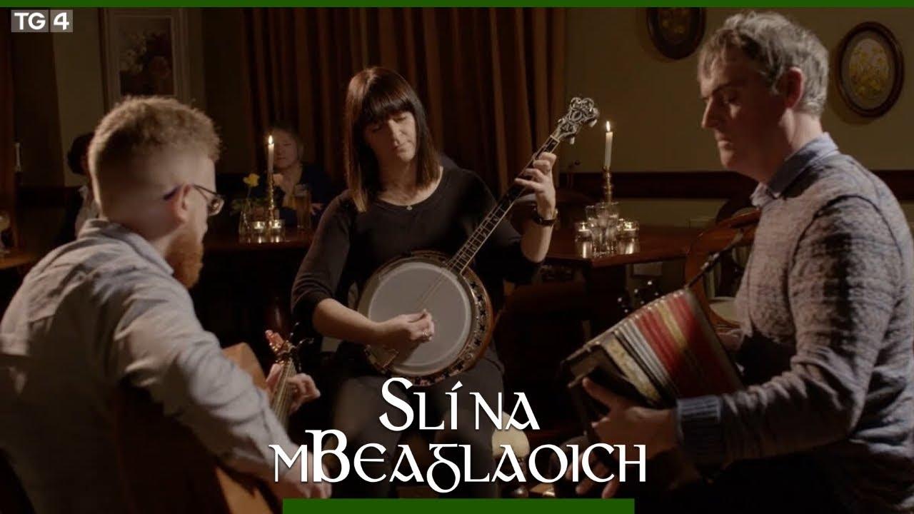 Johnny Óg Connolly, Clíodhna Costello & Pádraig Ó Dubhghaill – Slí na mBeaglaoich