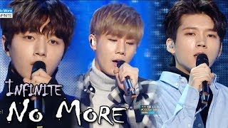 [Comeback Stage] INFINITE - No More, 인피니트 - 노 모어 Show Music core 20180113