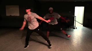Anyway - Chris Brown ft Tayla parx - Choreography by Brandon Foster