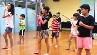 萬華運動中心成果展2014/8/29