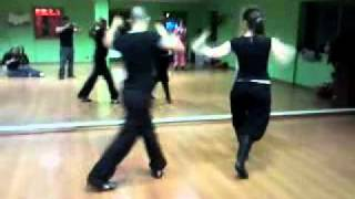 salsa Leandro Academy pasitos New Angeles Style 10