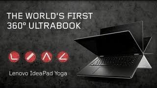 Lenovo Yoga Multimode Ultrabook