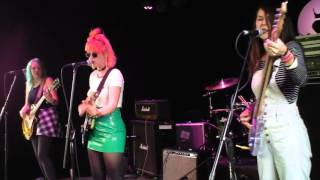 "Bleached - ""Wednesday Night Melody"" @ Sidewinder, SXSW 2016, Best of SXSW Live, HQ"