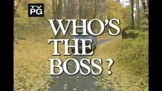 Who's the Boss Season 3 Opening and Closing Credits and Theme Song