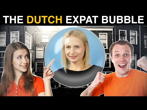 How to ESCAPE the EXPAT BUBBLE? ... and make DUTCH FRIENDS!? photo