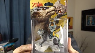 Wolf Link amiibo & Twilight Princess HD Unboxed