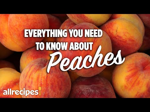 Everything You Need to Know About Peaches   You Can Cook That   Allrecipes.com