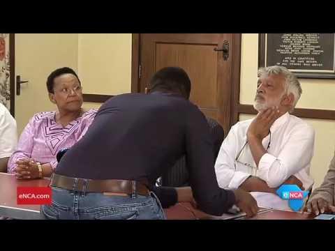 ANC veterans question Zuma's 'U-turn' - PART 1